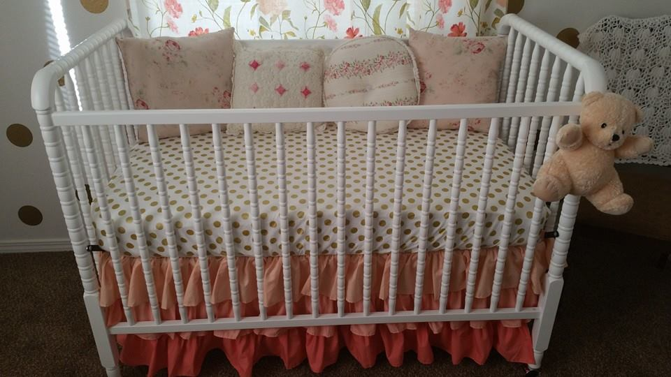 Baby Stella S Nursery Reveal Raising Stella